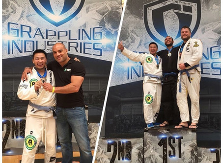 Grappling Industries Sydney