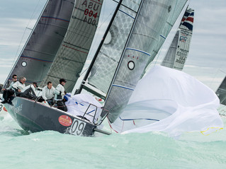 "C&C 30 One-Design ""Anema & Core"" at Key West Race Week"