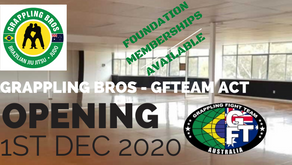 Grappling Bros Canberra Opening Soon!