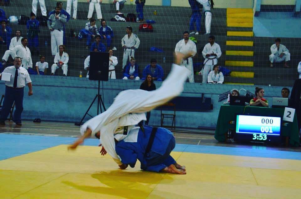 Pedro Antun Judo tournament