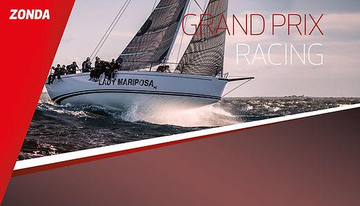 Chesapeake Sailmakers Elvstrom Sails Zonda Grand-Prix Racing Sails