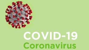 COVID-19 Announcement - Gym Closure