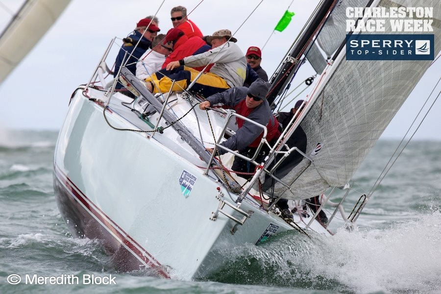 Cape Fear 38' Tangent at Charleston Race Week