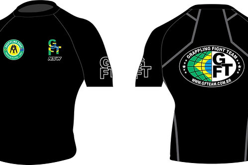 Grappling Bros & GFTeam - Rash Guard - Adult