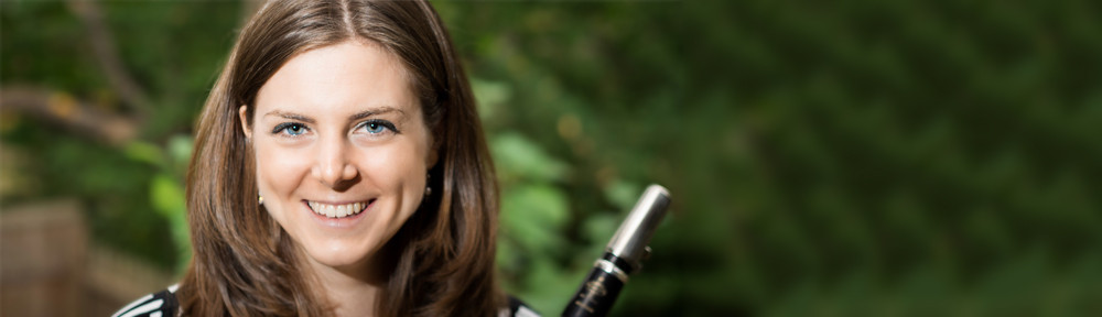 Dr Christine Carter - Clarinetist and Psychology Coach