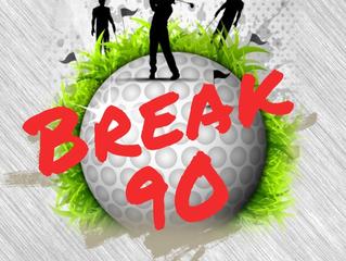 89 or better: How to break 90