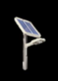 lampadaire solaire urbain alpes de hautes provence