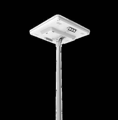 lampadaire solaire tout en un