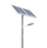 luminaire solaire public parking alpes maritime