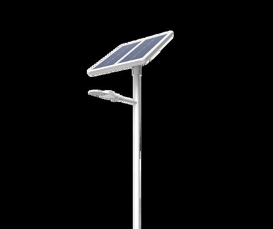 candélabre solaire pour rue