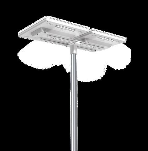 lampadaire solaire parking afrique
