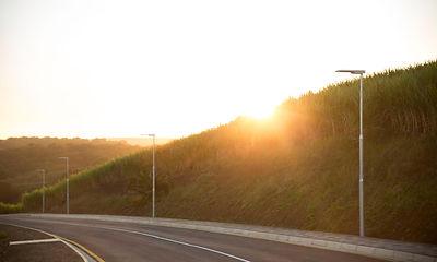 Lampadaires solaire urbain Drome 26
