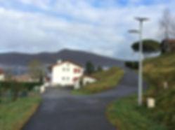 eclairage autonome rue isolées ardèche 07