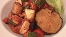 Verdure fritte 季節の野菜の揚げ物