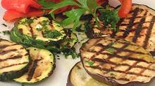 夏野菜のグリル Verdure grigliate