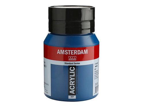 Amsterdam Standard 500ml - Greenish Blue