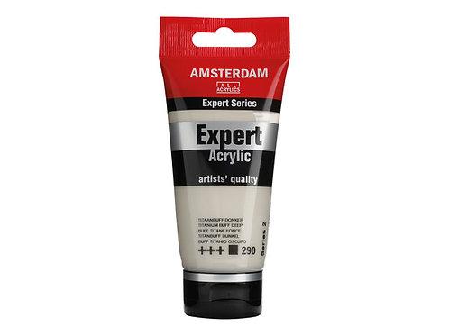 Amsterdam Expert 75ml - Titanium Buff Deep