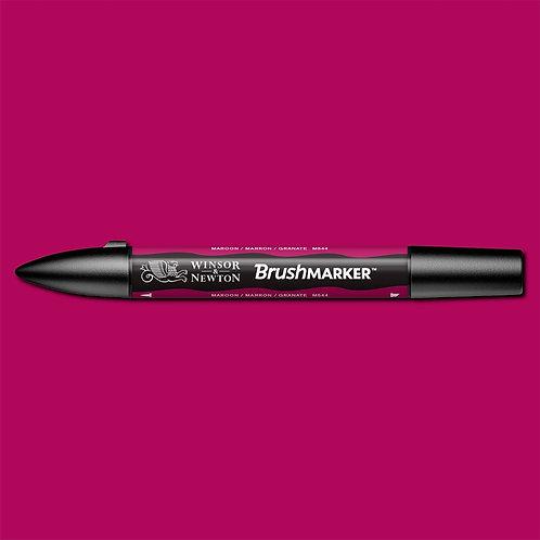 W&N Brushmarker - Maroon