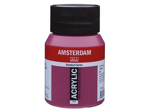Amsterdam Standard 500ml - Permanent Violet