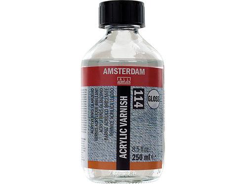 Amsterdam Acrylic Varnish Glossy 114 – 250ml