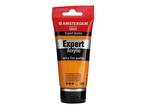 Amsterdam Expert 75ml - Transparent Orange