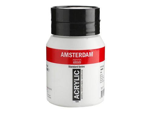 Amsterdam Standard 500ml - ZinkWhite