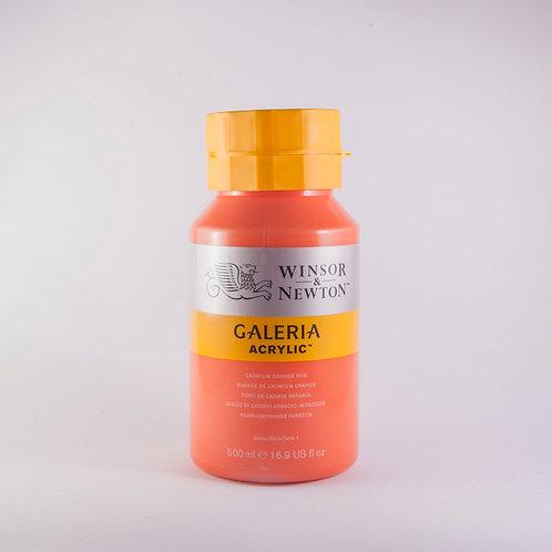 Galeria Acrylic Cadium Orange Hue