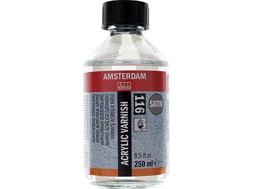Amsterdam Acrylic Varnish Satin 116 – 250ml