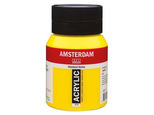Amsterdam Standard 500ml - Transparent Yellow Medium