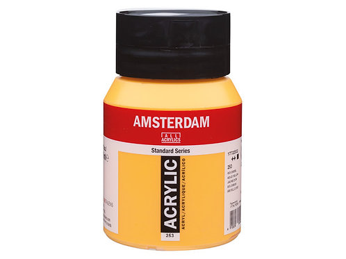Amsterdam Standard 500ml - Gold Yellow