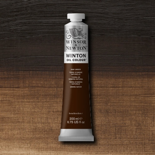Winton Oil Colour Raw Umber