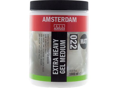 Amsterdam Extra Heavy Gel Medium Matt 022 – 1000ml