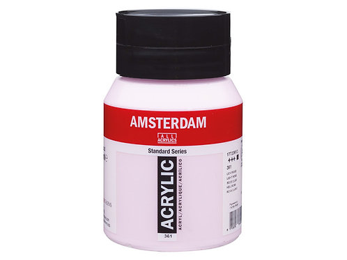 Amsterdam Standard 500ml - Light Rose