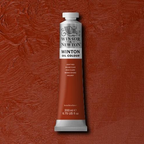 Winton Oil Colour Light Red