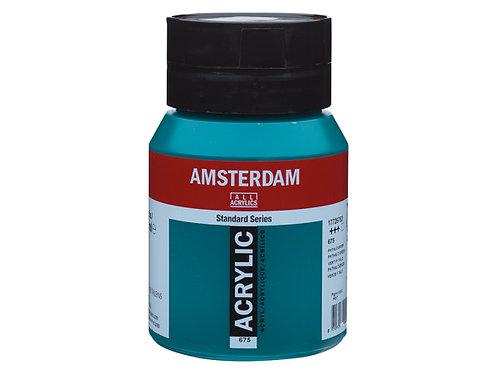 Amsterdam Standard 500ml - Pthalo Green