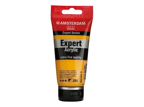 Amsterdam Expert 75ml - Permanent Yellow Deep