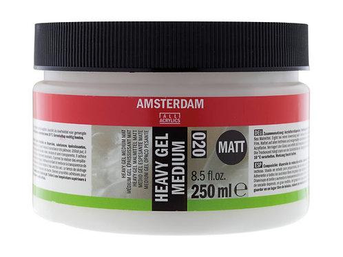 Amsterdam Heavy Gel Medium Matt 020 – 250ml