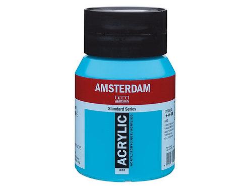 Amsterdam Standard 500ml - Turquoise Blue
