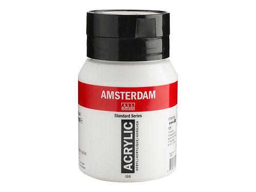 Amsterdam Standard 500ml - Titanium White