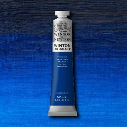 Winton Oil Colour Phthalo Blue