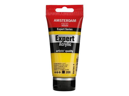 Amsterdam Expert 75ml - Cadmium Yellow Light