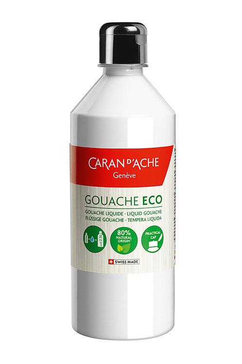 Caran d'Ache Gouache ECO Liquid 500ml White