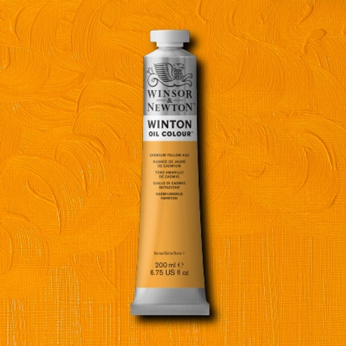 Winton Oil Colour Cadmium Yellow Hue