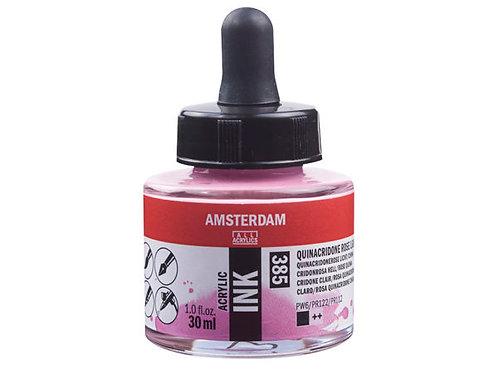 Amsterdam Ink 30ml – 385 Quinarose LT