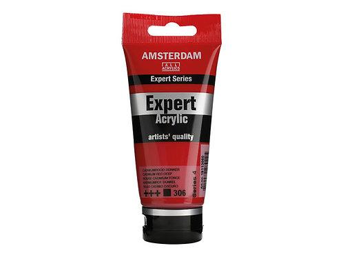 Amsterdam Expert 75ml - Cadmium Red Deep