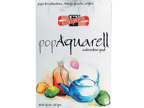 Koh-i-noor Pop Aquarell A3 – Akvarellblokk – 10ark