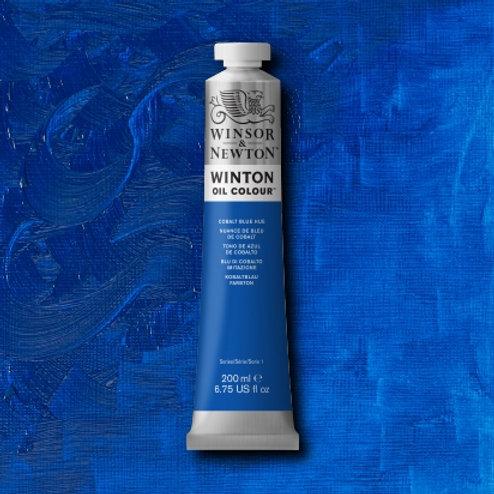 Winton Oil Colour Cobalt Blue Hue