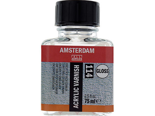 Amsterdam Acrylic Varnish Glossy 114 – 75ml