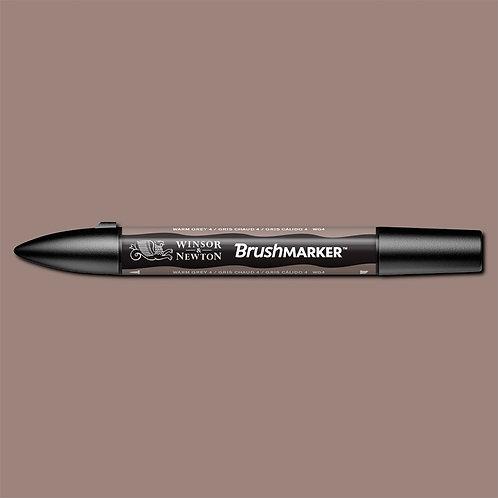 W&N Brushmarker - Warm Grey 4