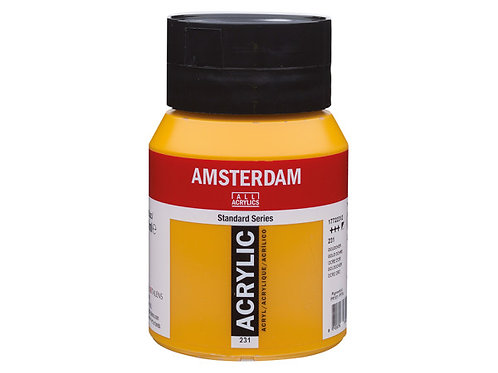 Amsterdam Standard 500ml - Gold Ochre